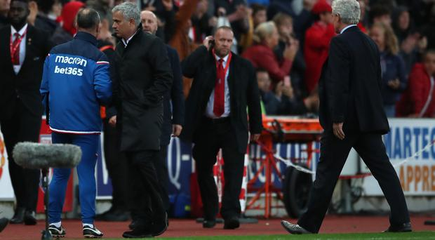 Mourinho delivers latest Man United injury update ahead of Stoke trip