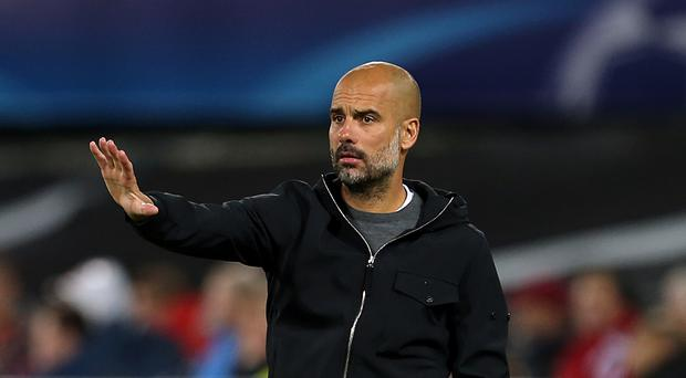 Manchester City manager Pep Guardiola wants his team to follow up their impressive win at Feyenoord