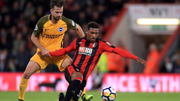 Jordon Ibe's, right, two assists turned Friday night's Brighton clash on its head