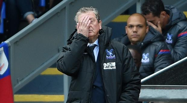 Roy Hodgson named new Crystal Palace manager after Frank de Boer's sacking