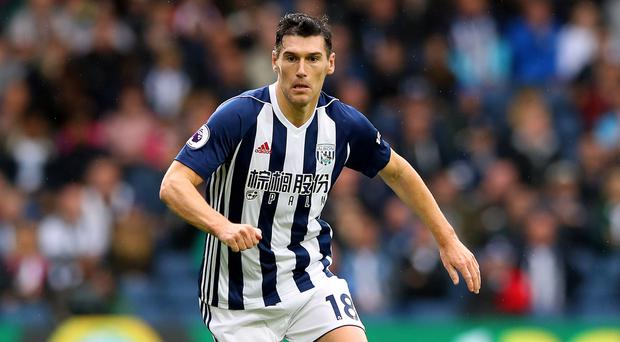 Gareth Barry matched a Premier League record on Saturday