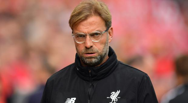 Liverpool manager Jurgen Klopp said the 1-1 draw at home to Burnley felt 'wrong'