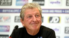 Roy Hodgson is likely to rotate his Crystal Palace squad in the Carabao Cup
