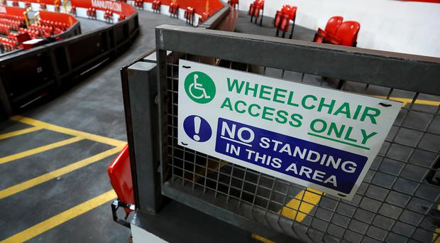 Premier League clubs promised in 2015 to meet basic recommendations for disability access by the start of this season
