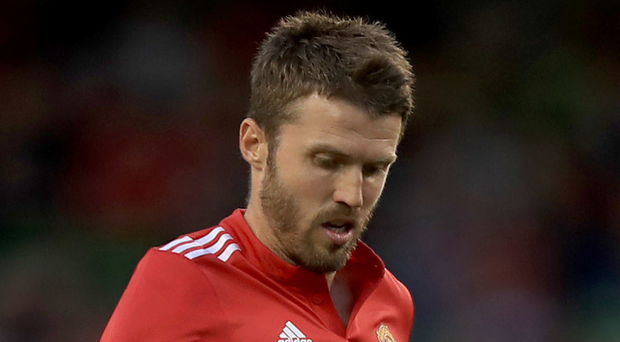 'Carrick still has a role to play at United' - Mourinho