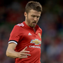 Manchester United's Michael Carrick Photo: PA News