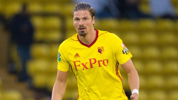 Sebastian Prodl has committed his future to Watford