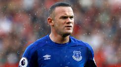 Wayne Rooney has been fined two weeks' wages