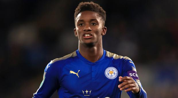 Demarai Gray is yet to start in the Premier League for Leicester this season.