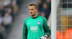 Burnley have signed Anders Lindegaard on a free transfer