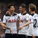 Tottenham face West Ham at the London Stadium on Saturday lunchtime