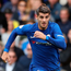 'With Costa now gone - initially on a loan with the Fifa-imposed transfer ban preventing him playing for Atletico, who Chelsea face in the Champions League away next Wednesday, until January - the attention has turned even more firmly on Morata.' Photo: PA