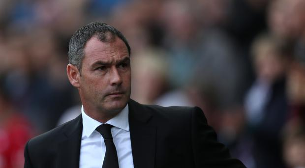 Head coach Paul Clement blamed himself for Swansea's defeat to Watford