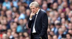 It just gets worse for Crystal Palace and Roy Hodgson