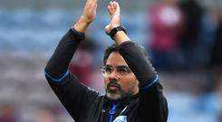 Huddersfield manager David Wagner is pleased with his side's defending
