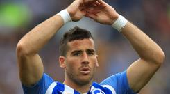 Tomer Hemed netted the winner