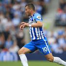 Tomer Hemed fired the winner in Brighton's 1-0 Premier League victory over Newcastle