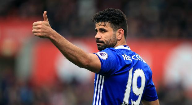 Diego Costa could have joined Everton, according to reports