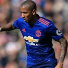 Ashley Young is on the hunt for trophies