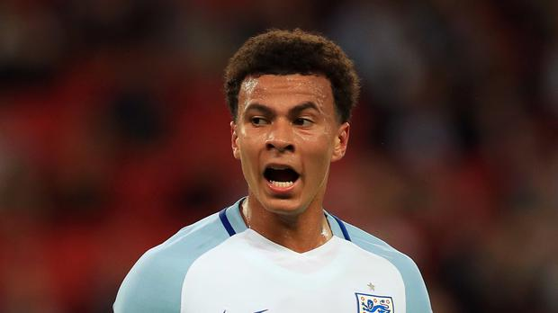 Dele Alli was named in Gareth Southgate's England squad on Thursday