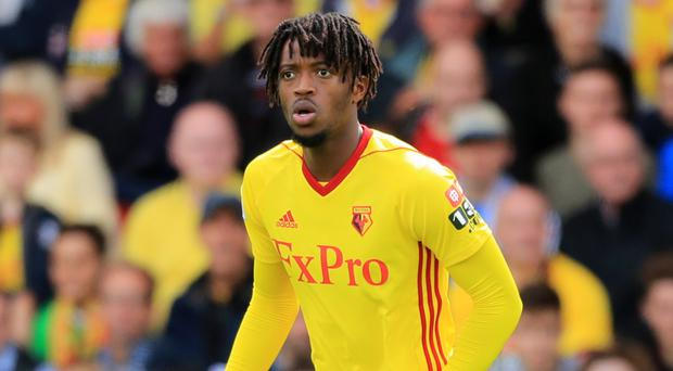 Watford midfielder Nathaniel Chalobah is set to undergo surgery on a knee injury