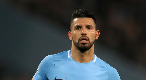 Aguero blow to Man City, out for 11 weeks
