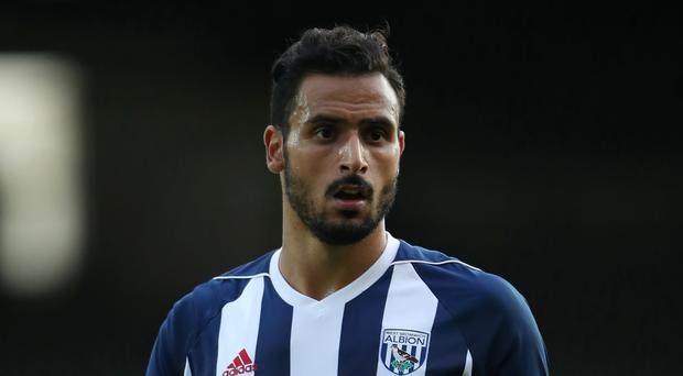 Tony Pulis has no problems with Nacer Chadli
