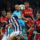 Richarlison scores late on to seal a share of the spoils for Watford