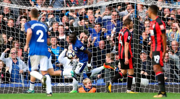 'If Koeman does not give Oumar Niasse a game against Burnley, it would be an act of almost indecent ingratitude'. Photo: PA Wire