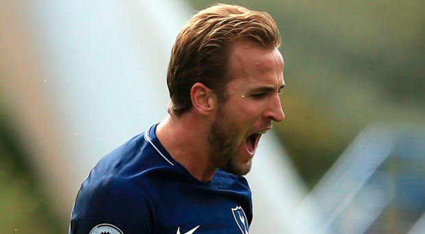 Gareth Southgate: 'You could see right from the start in training that Harry Kane's finishing was deadly'. Photo: Getty Images