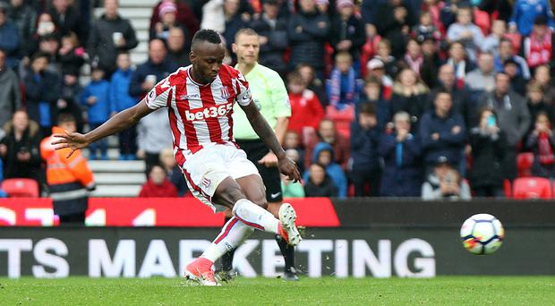 Saido Berahino has missed four penalties since he last scored