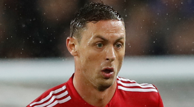 Manchester United's Nemanja Matic cannot contemplate another slip-up. on the international stage