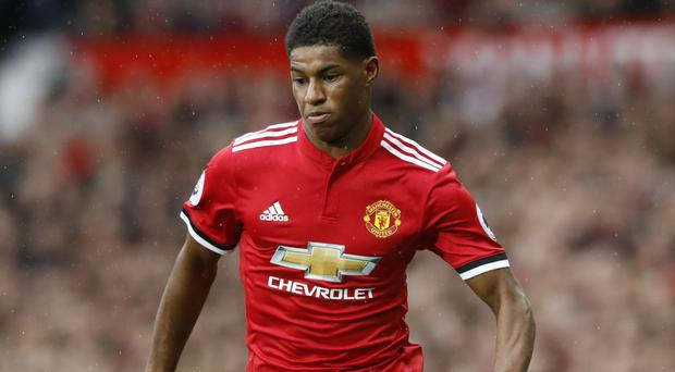 Marcus Rashford has enjoyed an impressive start to his career with Manchester United and England