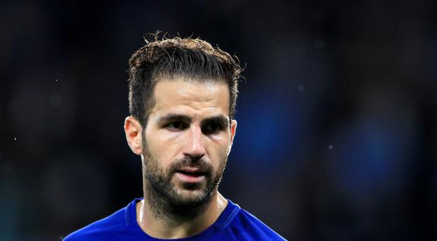 Cesc Fabregas has downplayed the significance of Chelsea's loss to Manchester City