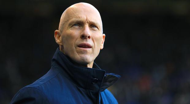 Bob Bradley was appointed Swansea manager one year ago
