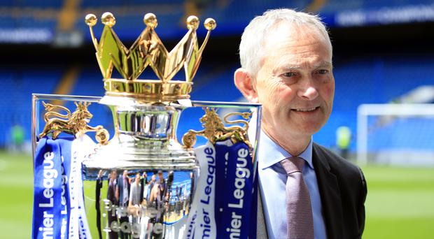 Richard Scudamore plans to change the way Premier League clubs share the proceeds from international broadcasting rights
