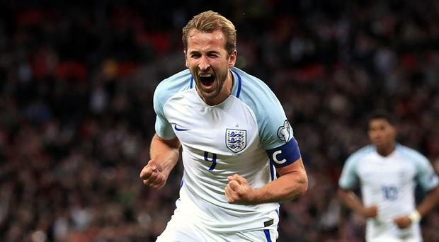 Harry Kane will carry England's hopes at this summer's World Cup finals