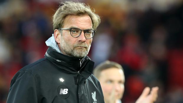 Jurgen Klopp has been Liverpool manager for two years