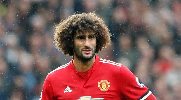 Marouane Fellaini Not Fully Fit Yet - Roberto Martinez