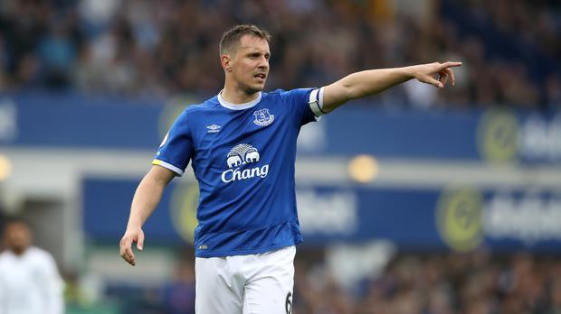 Everton captain Phil Jagielka has declared himself fit for this weekend's match at Brighton