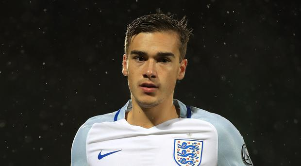 Harry Winks made an eye-catching England debut