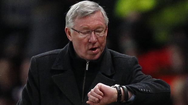 Manchester United had a reputation for scoring important late goals under former manager Sir Alex Ferguson