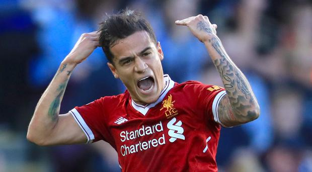 Philippe Coutinho has underlined his importance to Liverpool with goals in his last three appearances for the club