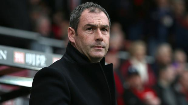 Paul Clement has brushed off suggestions that Swansea are relegation candidates this season