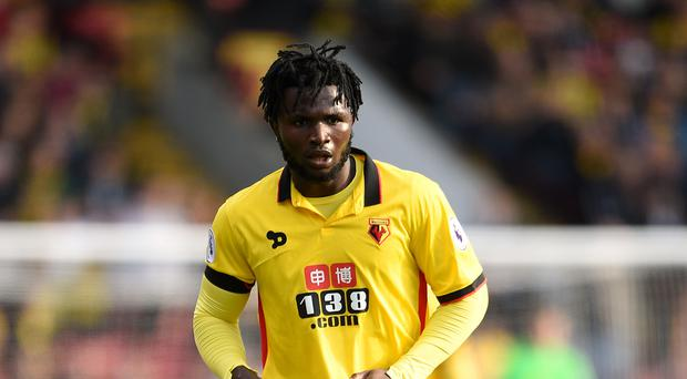Marco Silva has challenged Isaac Success, pictured, to prove he warrants a future at Watford