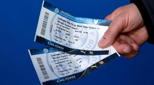 A survey has been conducted to find out the average ticket price in the Premier League