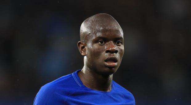 Chelsea's N'Golo Kante is unlikely to play again in October