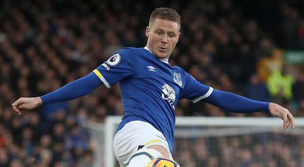James McCarthy has endured a miserable 2017