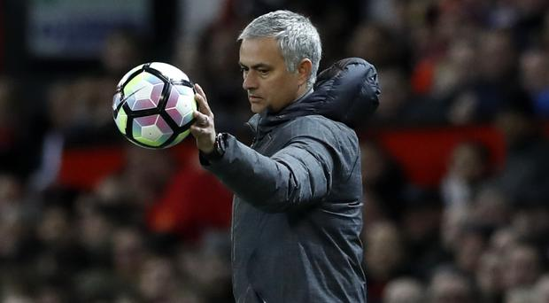 Manchester United manager Jose Mourinho says he and his side are relishing playing at Old Trafford
