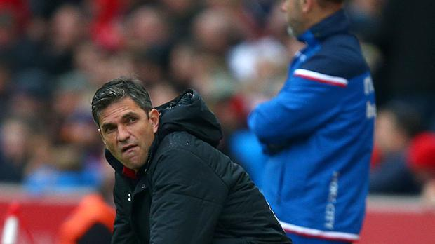 Mauricio Pellegrino's Southampton have eight points from seven games this season